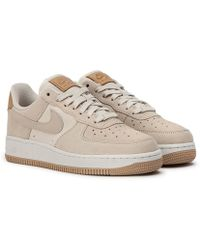 the latest fb488 6bfef Nike - Nike Wmns Air Force 1 07 Se Premium - Lyst