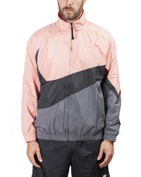 Nike - ''Swoosh'' Woven Jacket - Lyst