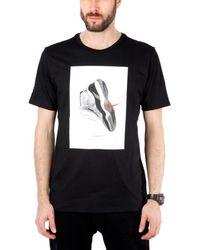 99d6bad3f0bfb8 Nike Nike Air Jordan Quai 54 Logo Tee in Black for Men - Lyst