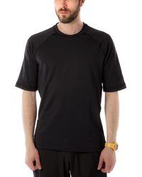 3a5e944e486379 Lyst - Off-White c o Virgil Abloh Stain Print T-shirt in Black for Men