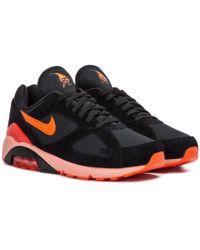 e5c4ce93aa Nike Air Max 180 - Men's Nike Air Max 180 Trainers - Lyst