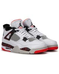 promo code 99942 920ed Nike - Air Jordan 4 Retro - Lyst