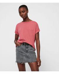 AllSaints - Imogen Boy T-shirt - Lyst