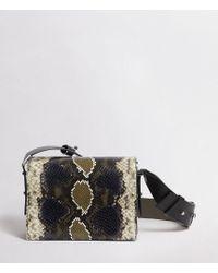 AllSaints - Versailles Small Shoulder Bag - Lyst