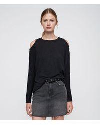 AllSaints - Aino T-shirt - Lyst
