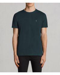 AllSaints - Laiden Tonic Crew T-shirt - Lyst