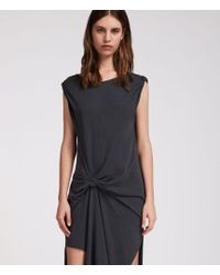 AllSaints - Riviera Ida Dress - Lyst