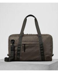 AllSaints - Nakano Holdall Bag - Lyst