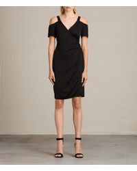 AllSaints - Cadia Dress - Lyst