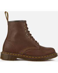 Dr. Martens - 1460 Carpathian Full Grain Leather 8-eye Boots - Lyst
