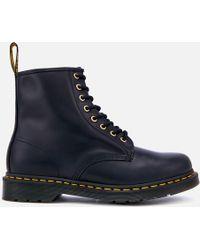 Dr. Martens - 1460 Aqua Glide Leather 8-eye Boots - Lyst