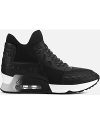 Ash - Laser Studs Trainers - Lyst