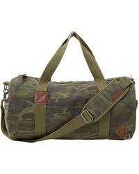 Alternative Apparel - Basic Cotton Barrel Duffel Bag - Lyst