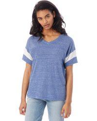 Alternative Apparel - Powder Puff Eco-jersey T-shirt - Lyst
