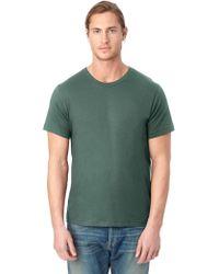 Alternative Apparel - Basic Mens Crew T-shirt - Lyst