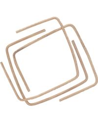 Alternative Apparel - Fashionable Mod Bangles Set/3 - Lyst