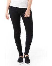 Alternative Apparel - Agolde Sophie High Rise Skinny Jeans - Lyst