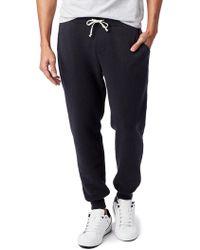 Alternative Apparel - Dodgeball Eco-fleece Pants - Lyst