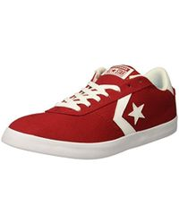 d155be5b228c05 Lyst - Converse One Star Premium Suede Low Top Men s Shoe in Blue ...