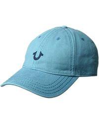 True Religion - Baseball Cap - Lyst