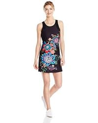 Nanette Lepore - Play Tapestry Printed Dress - Lyst