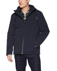 Calvin Klein - Soft Shell Systems Jacket - Lyst