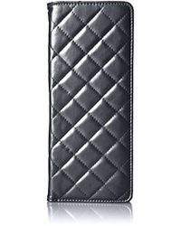 Buxton - Quilted Card File - Lyst