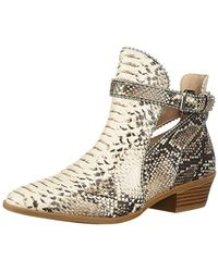 6574d52a48e1 Lyst - Isaac Mizrahi New York Wedge Booties Winona in Gray