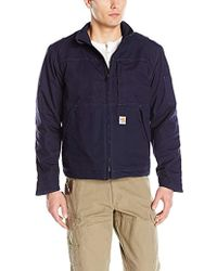 Carhartt - Flame Resistant Full Swing Quick Duck Jacket - Lyst