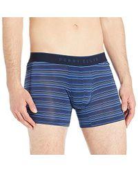 735eb3adaa4471 Perry Ellis Portfolio 3 Pack Palm Print Boxer Brief in Blue for Men - Save  4% - Lyst