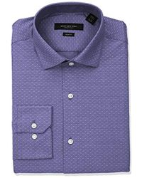 Marc New York - Slim Fit Diamond Dobby Dress Shirt - Lyst