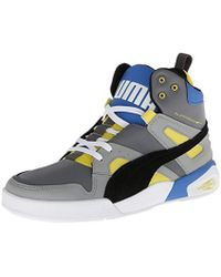 e8a3c269913d Lyst - PUMA  trinomic  Hi-top Sneakers in Black for Men