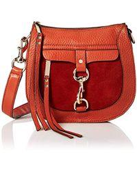Rebecca Minkoff - Dog Clip Saddle Bag - Lyst