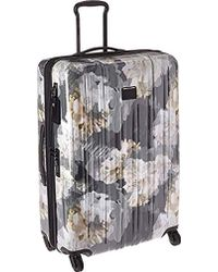 Tumi - - V3 Extended Trip Expandable Packing Case Large Suitcase - Hardside Luggage For And - Lyst