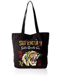 Superdry - Kinlie Shopper Backpack - Lyst
