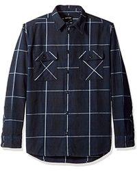 Quiksilver - Hama Trip Button Down Shirt - Lyst