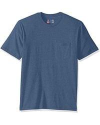 Brixton - Basic Short Sleeve Tailored Fit Pocket Tee - Lyst