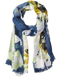 Vince Camuto - Upscaled Flower Tissue Wrap - Lyst