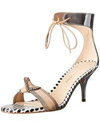 Loeffler Randall - Nina (vachetta/mirror Leather) Dress Pump - Lyst