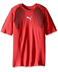 PUMA - It Evotrg Actv Thermo-r Tee - Lyst