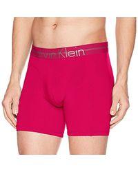 Calvin Klein - Underwear Focused Fit Boxer Briefs - Lyst