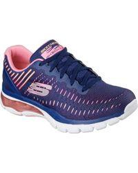 caf5a2db940 Lyst - Steve Madden Cloud Sock Wedge Sneaker (women) in Gray