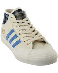 buy popular ad537 5affd adidas Originals - Adidas Matchcourt Mid Fashion Sneaker - Lyst