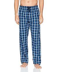 Hanes - Woven Pajama Pant - Lyst