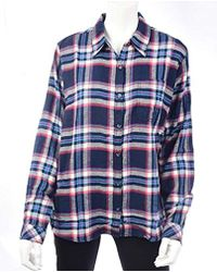 2ee81a31ad6667 Dickies - Long-sleeve Plaid Flannel Shirt - Lyst