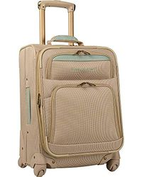 2b1b22fd7 Nautica - Tommy Bahama Honolulu 19 Inch Carry On Expandable Spinner  Suitcase - Lyst