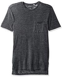 b6a16ce68 Guess - Myer Slub Burnout T-shirt - Lyst. Guess. Myer Slub Burnout T-shirt.  $30. Amazon Prime. Guess - Short Sleeve Myer Slit Neck ...