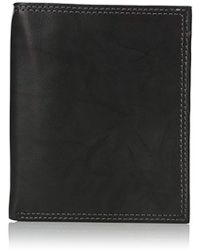 Buxton - Hunt Credit Card Folio - Lyst