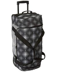 Roxy - Distance Accross Wheeled Duffle Bag - Lyst