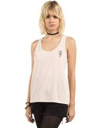 Volcom - Over It Tank Top - Lyst